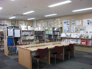 北区立図書館 中央図書館「北区の部屋」利用案内